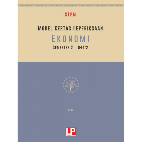 eBook Subscribe Online:Model Kertas Peperiksaan Ekonomi STPM Semester 2 (Versi 2019)