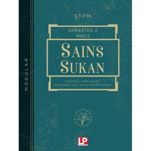eBook Subscribe Online:Modular Sains Sukan STPM Semester 2 (Versi 2020)