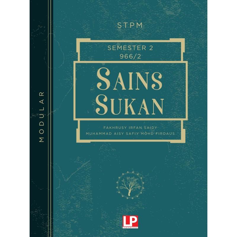 Modular Sains Sukan STPM (Semester 2)